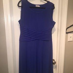 Calvin Klein Sz16 dress